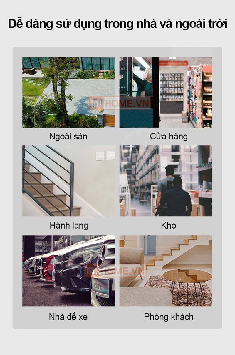 Camera Ngoai Troi Xiaomi Xoay 270 Do 14