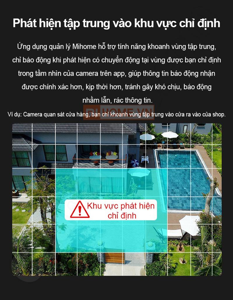 Camera Ngoai Troi Xiaomi Xoay 270 Do 7