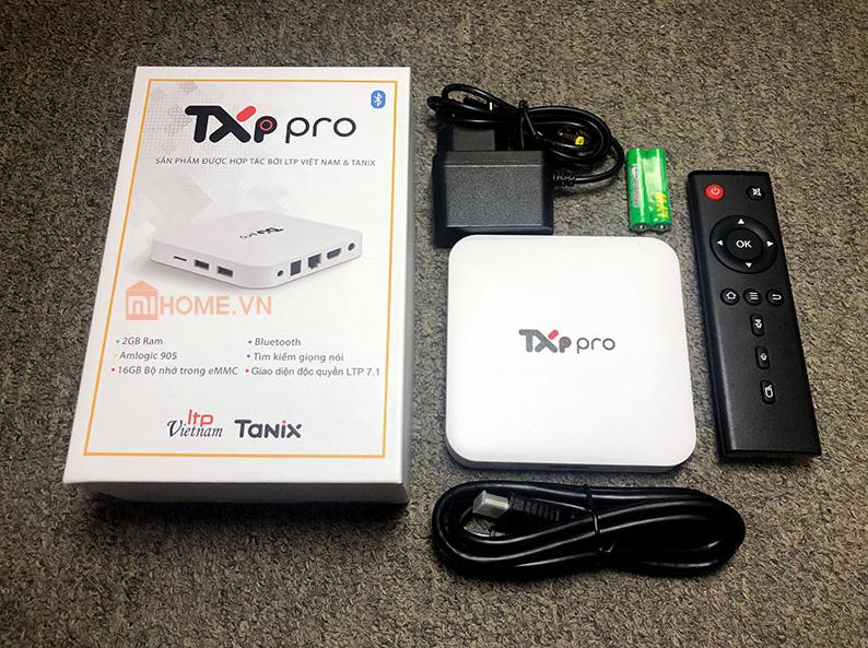 android tv box txp pro 2