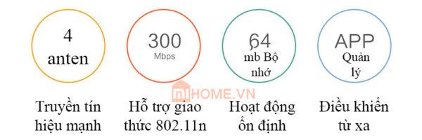 bo phat song mi wifi router gen 4c 2