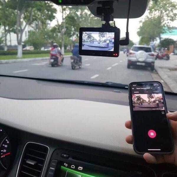 camera hanh trinh xiaomi yi dashcam 1080p 4