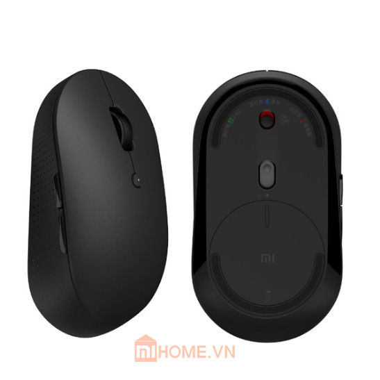 chuot bluetooth 24ghz xiaomi silent 2020 2