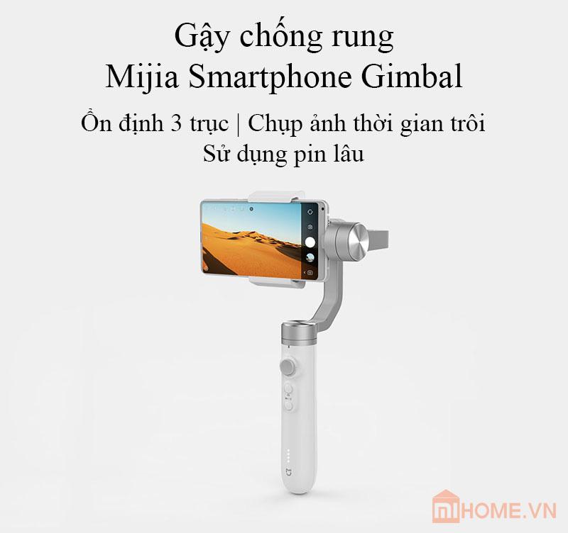gay chong rung gimbal xiaomi mijia 2