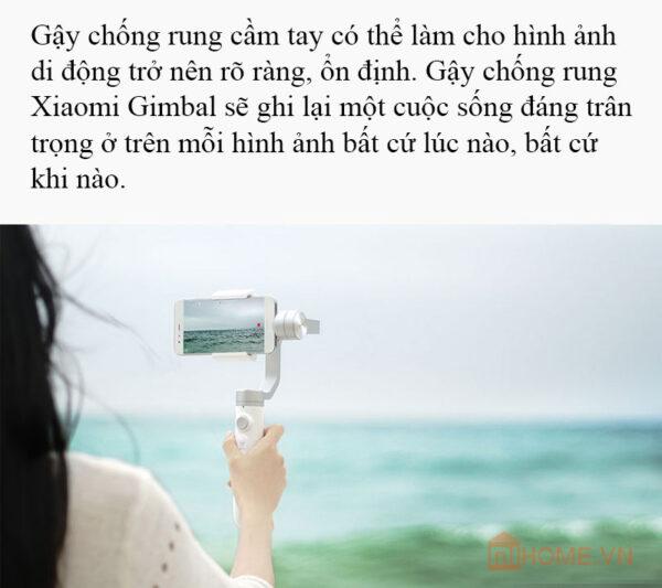 gay chong rung gimbal xiaomi mijia 3