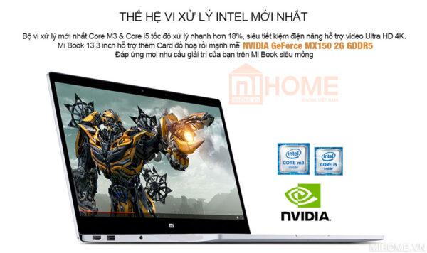 laptop xiaomi mi notebook air 133 2017 van tay 5