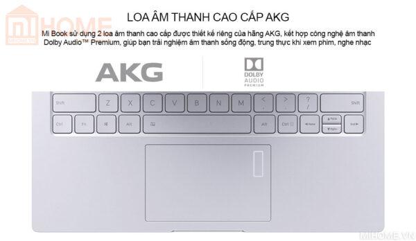 laptop xiaomi mi notebook air 133 2017 van tay 8