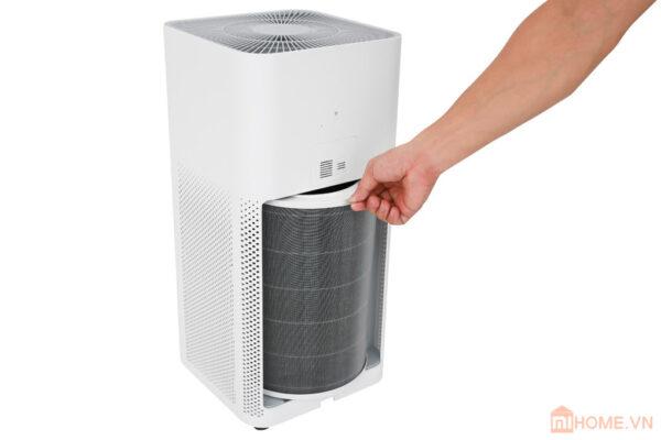 may loc khong khi thong minh air purifier 3h 8