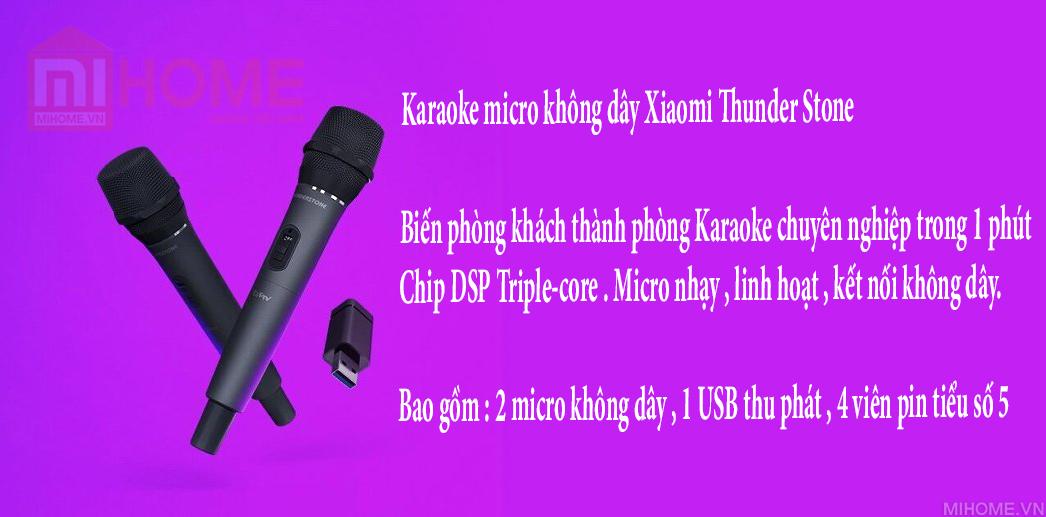 micro khong day xiaomi thunderstone 2