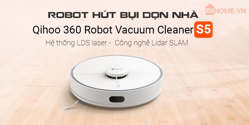 Qihoo 360 Vacuum S5