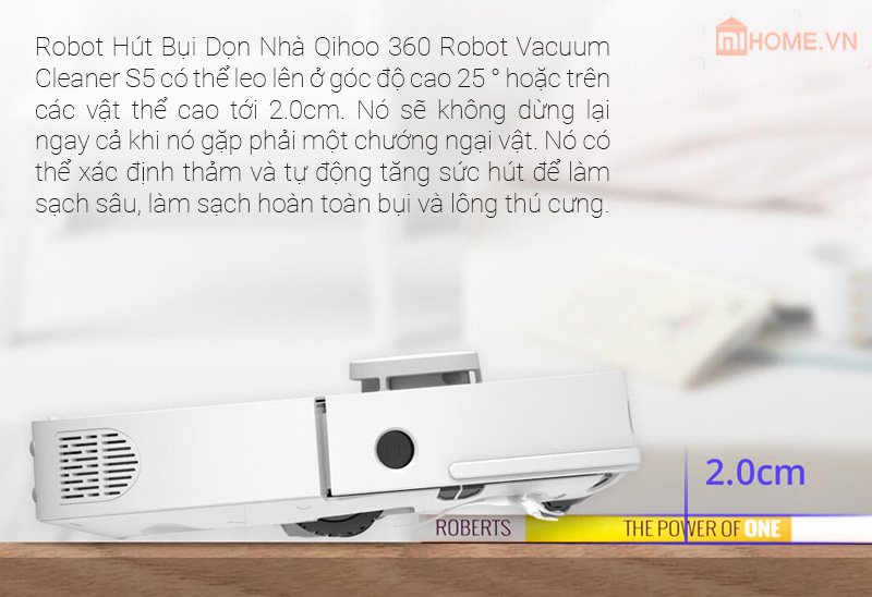 robot hut bui qihoo s5 8