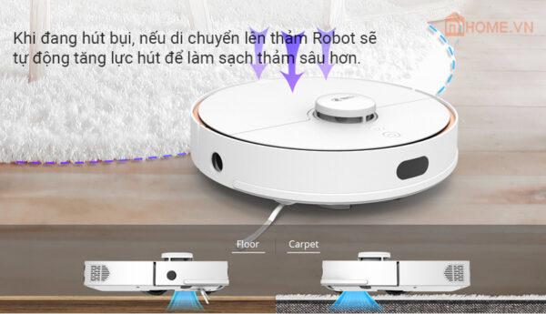 robot hut bui qihoo s5 9