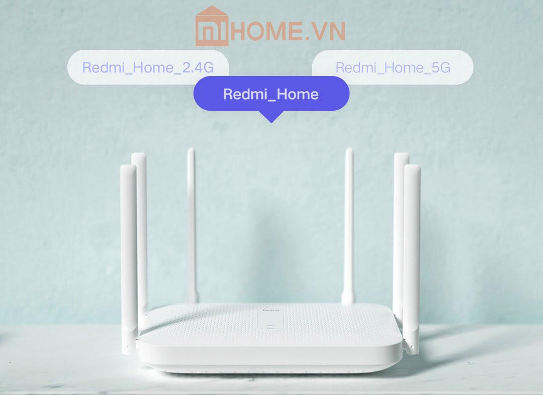 router wifi redmi ac2100 5