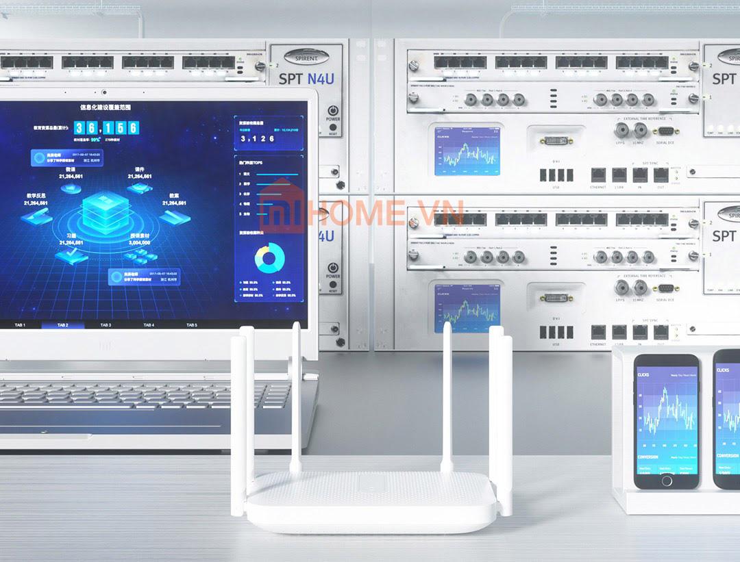 router wifi redmi ac2100 7