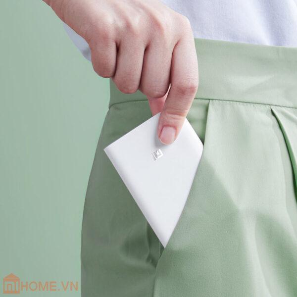 sac du phong xiaomi pocket 10000mah pd 4