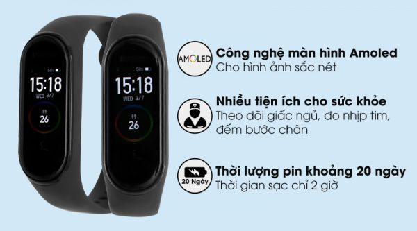 vong deo tay thong minh mi band 4 2