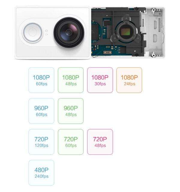 xiaomi camera yi action 10