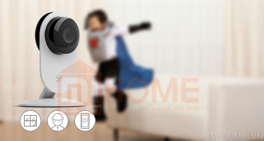 xiaomi ip camera yi 720hd 7
