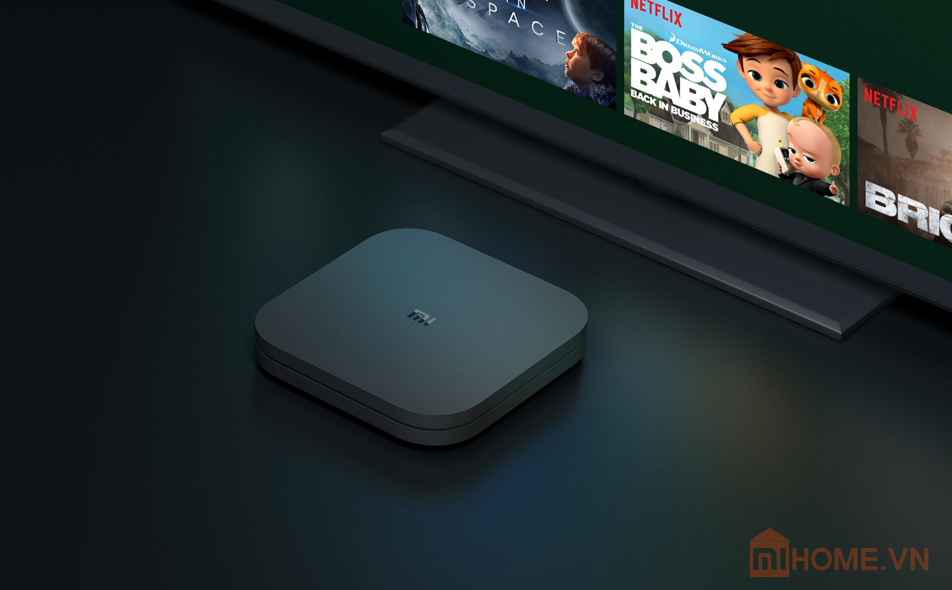 xiaomi mibox s android tv 4k hdr 2