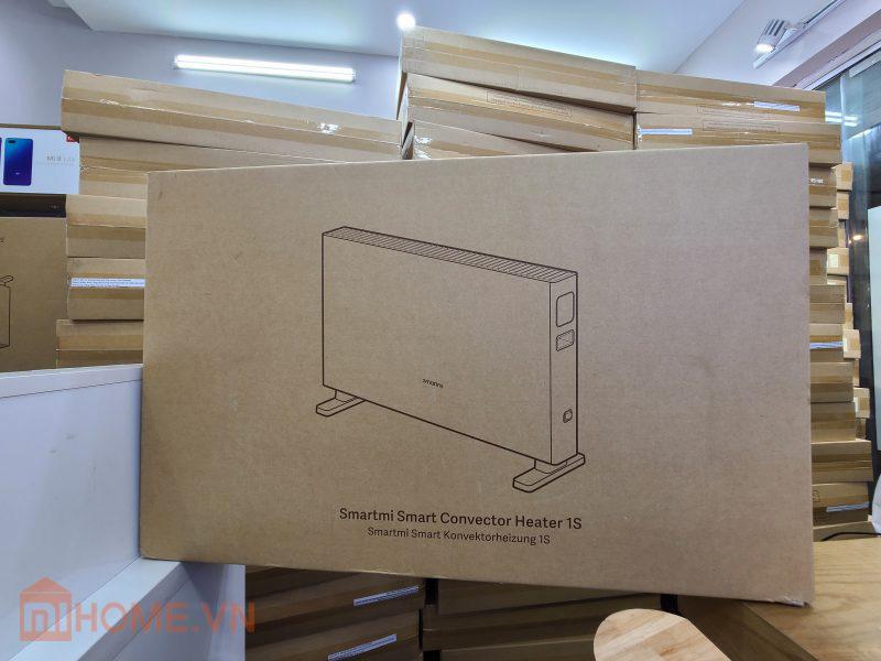 may suoi thong minh xiaomi smartmi heater 1s wifi 2