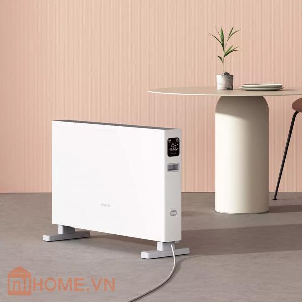 may suoi thong minh xiaomi smartmi heater 1s wifi 3