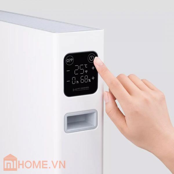 may suoi thong minh xiaomi smartmi heater 1s wifi 6