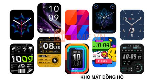 Dong Ho Thong Minh Amazfit GTS 2 10