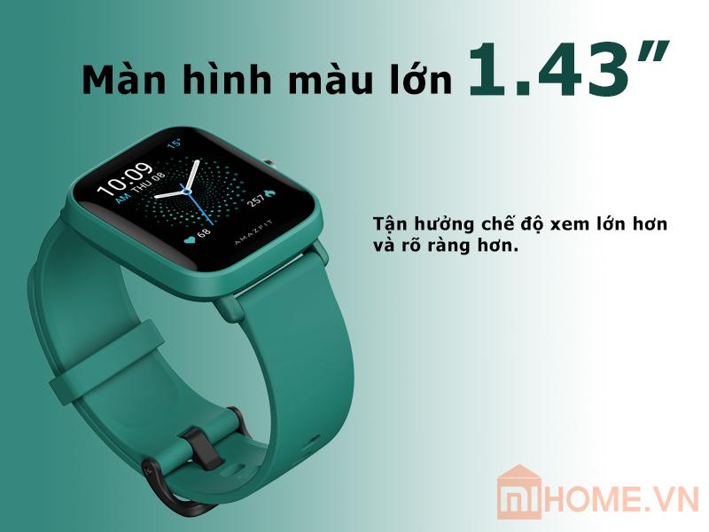 Dong Ho Xiaomi Amazfit Bip U 2
