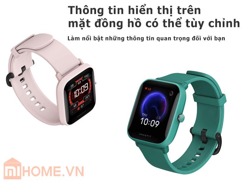 Dong Ho Xiaomi Amazfit Bip U 4