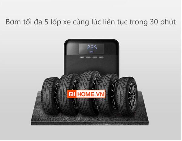 May Bom Lop Xe Oto Xiaomi 70MAI Midrive TP03 5