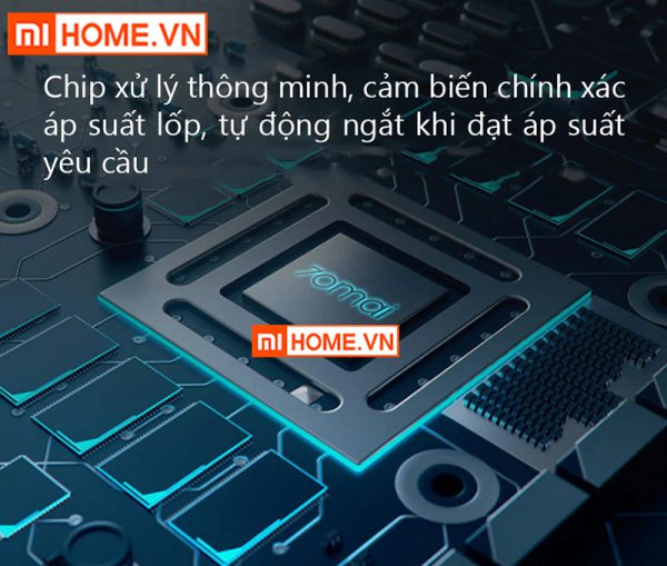 May Bom Lop Xe Oto Xiaomi 70MAI Midrive TP03 6