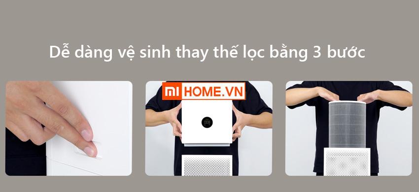 May Loc Khong Khi Xiaomi 3C 14