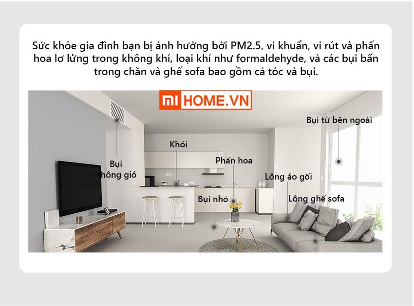 May Loc Khong Khi Xiaomi 3C 4
