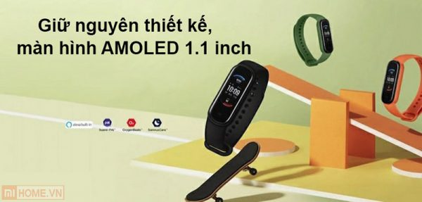 Mi band 6 vong deo tay thong minh 2