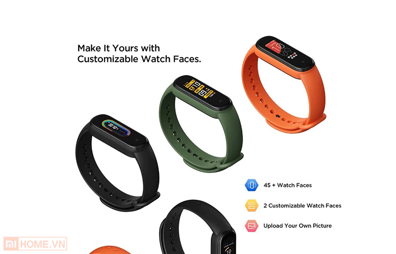 Mi band 6 vong deo tay thong minh 4