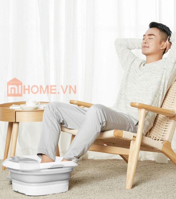 Chau ngam chan massage Xiaomi LF ZP008 12
