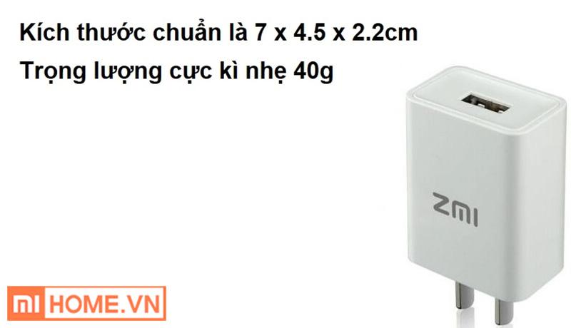 Cu sac 10w ZMI AP611 2