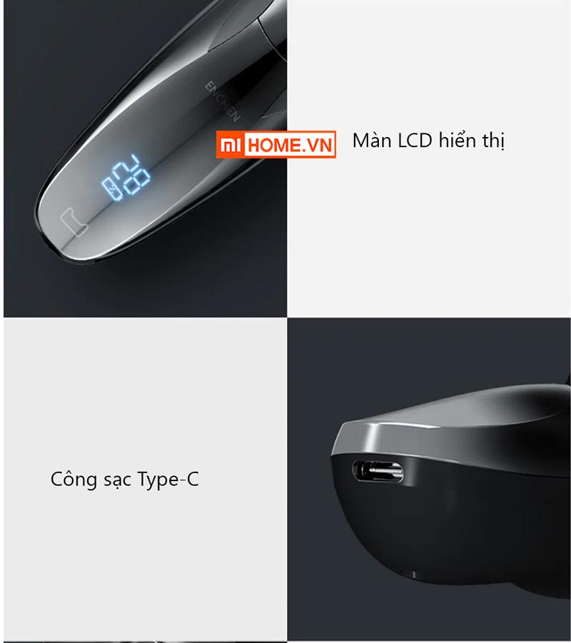 May cao rau Xiaomi Enchen BlackStone3 11