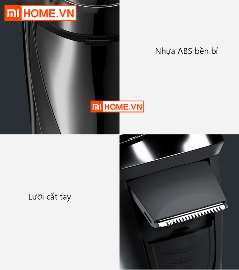May cao rau Xiaomi Enchen BlackStone3 12