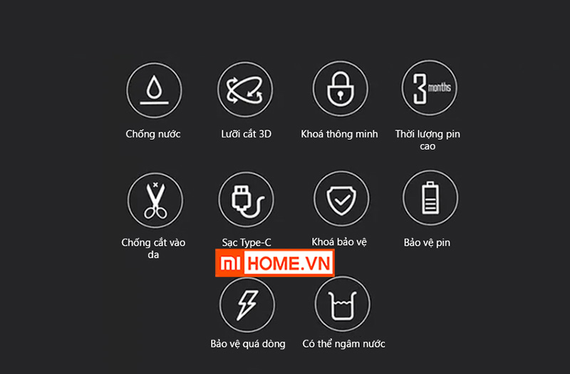 May cao rau Xiaomi Enchen BlackStone3 3