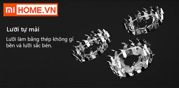 May cao rau Xiaomi Enchen BlackStone3 7
