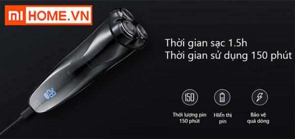 May cao rau Xiaomi Enchen BlackStone3 9