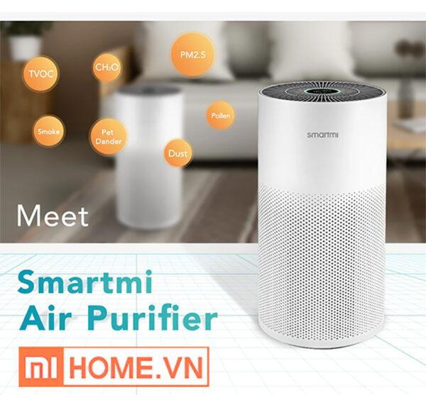 May loc khong khi Xiaomi Smartmi Air Purifier 2