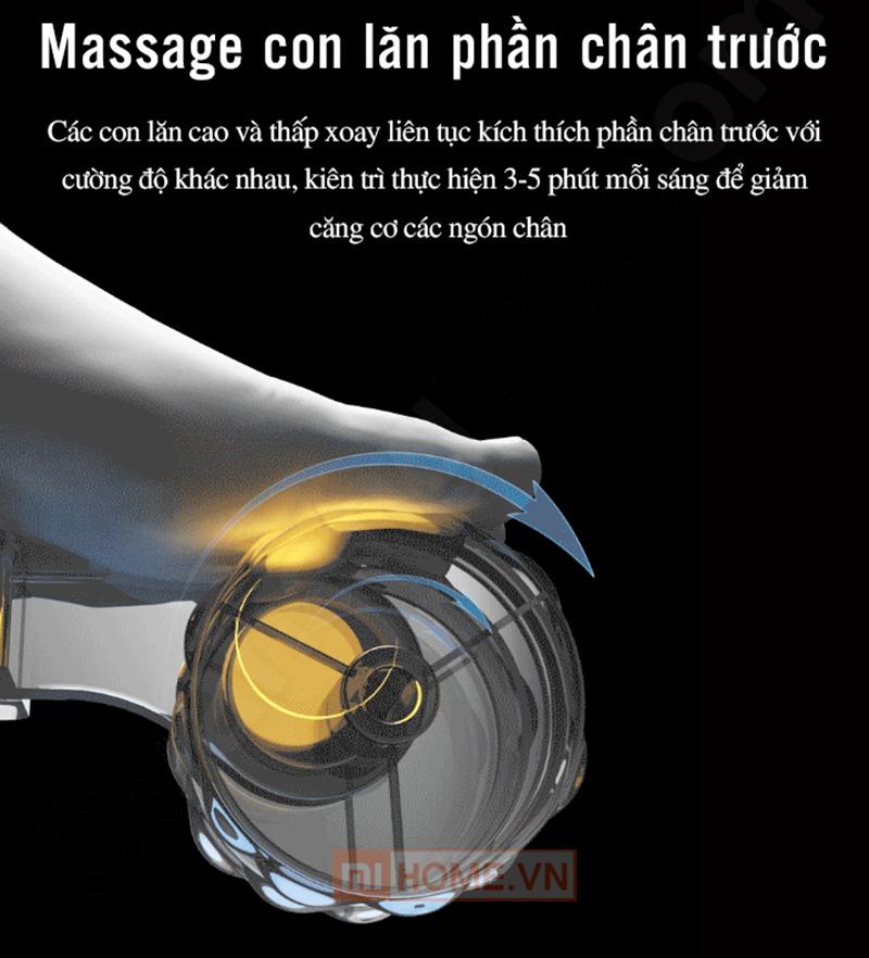 May massage chan bam huyet Xiaomi Leravan LJZJ008 11