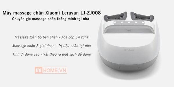 May massage chan bam huyet Xiaomi Leravan LJZJ008 2