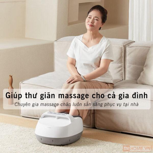 May massage chan bam huyet Xiaomi Leravan LJZJ008 4