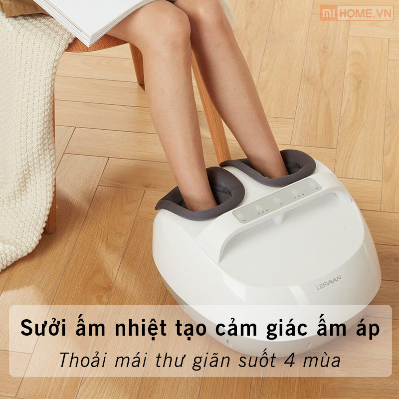 May massage chan bam huyet Xiaomi Leravan LJZJ008 5
