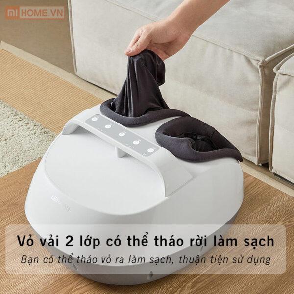 May massage chan bam huyet Xiaomi Leravan LJZJ008 6