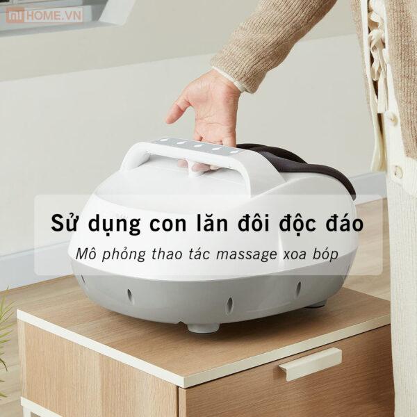 May massage chan bam huyet Xiaomi Leravan LJZJ008 8