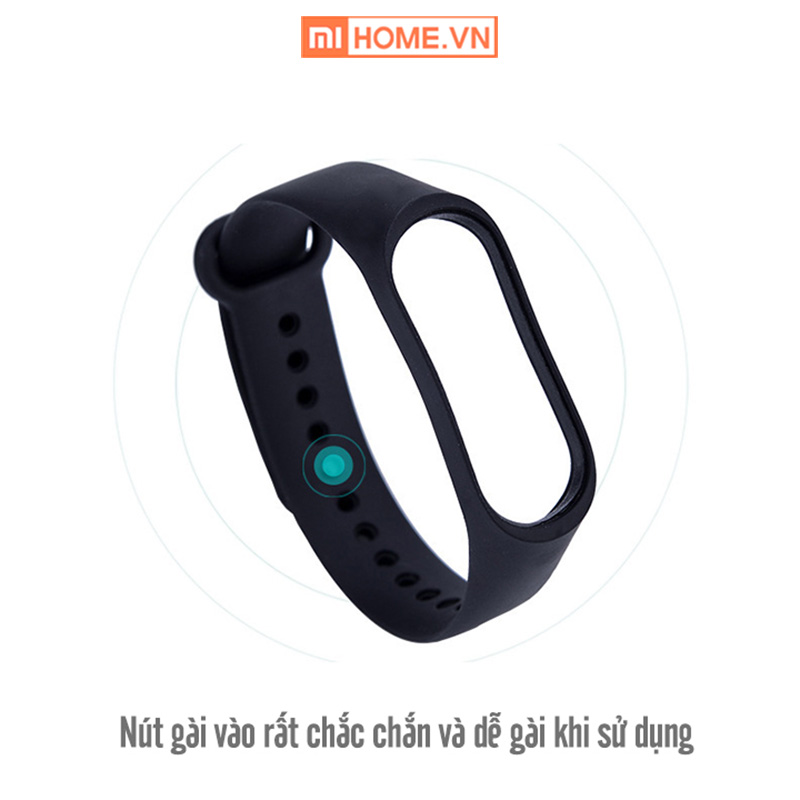Vong tay thay the Mi Band 4 4