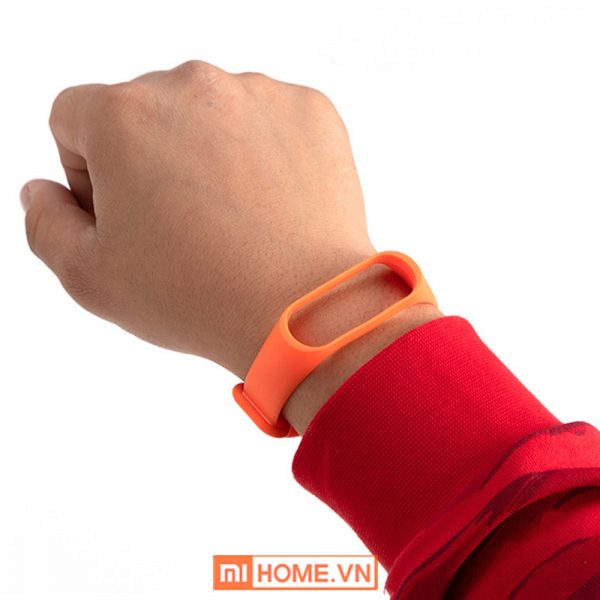 Vong tay thay the Mi Band 4 6